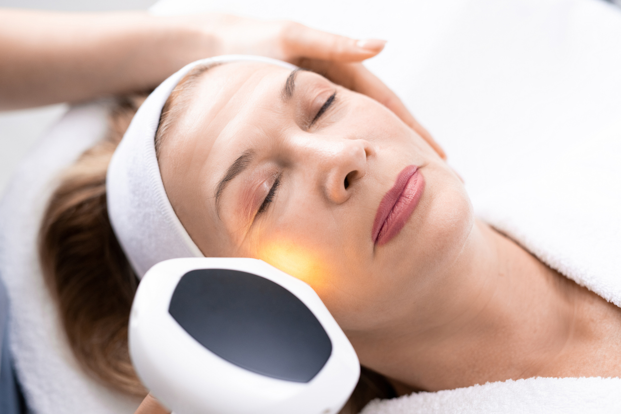 Look younger fast with laser resurfacing