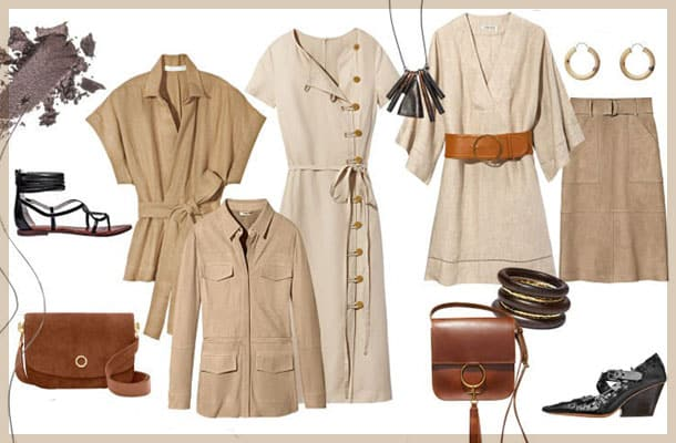 going-neutral - Spring Fashion