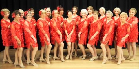 Ros Hendy Dancers 2014 Sing Sing Sing
