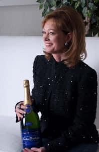 Champagne Expert Catherine Fallis