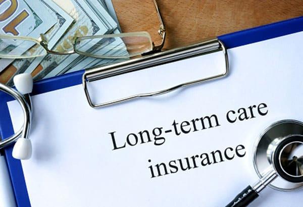 Long Term Care Insurance 600x410