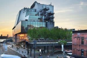 Whitney Museum of American Art 600x410