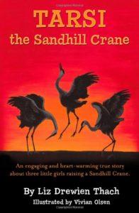 Tarsi Sandhill Crane
