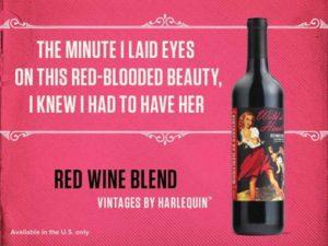 Harlequin red blend
