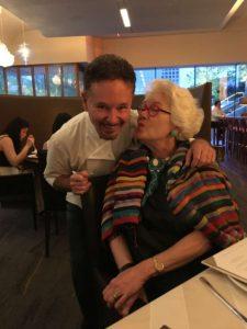 Chef Stephan Pyles and Author Paula Lambert