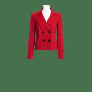 Power Suit Short Jacket