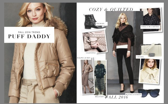 Puff Daddy - Trends for Fall 2016