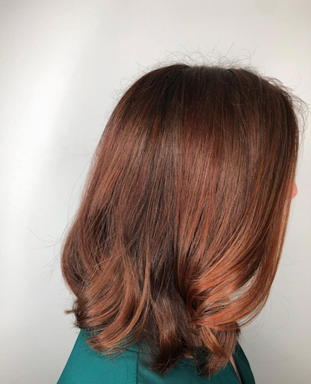 Hair Color Trends for Fall/ Winter 18