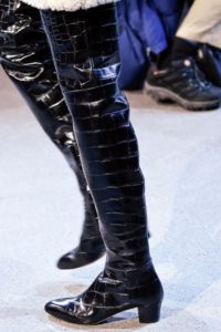 Over the Knee Boot- Altuzarra