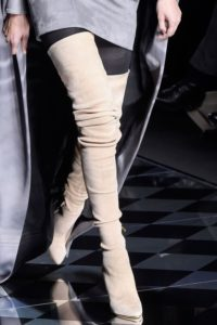 Over the Knee Boot- Balmain