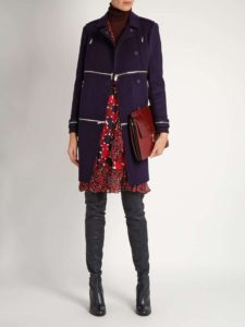 Diane Von Furstenberg 1 2 3 Coat