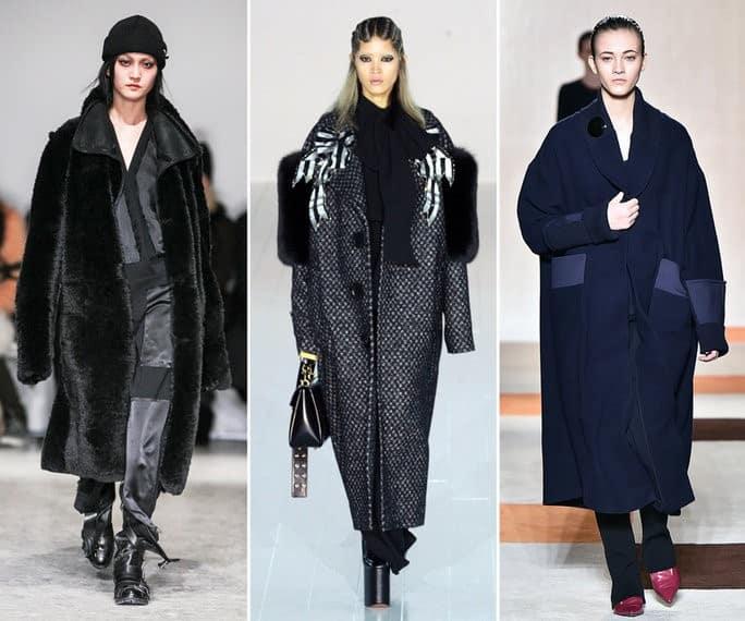 Coat Trends - Oversized