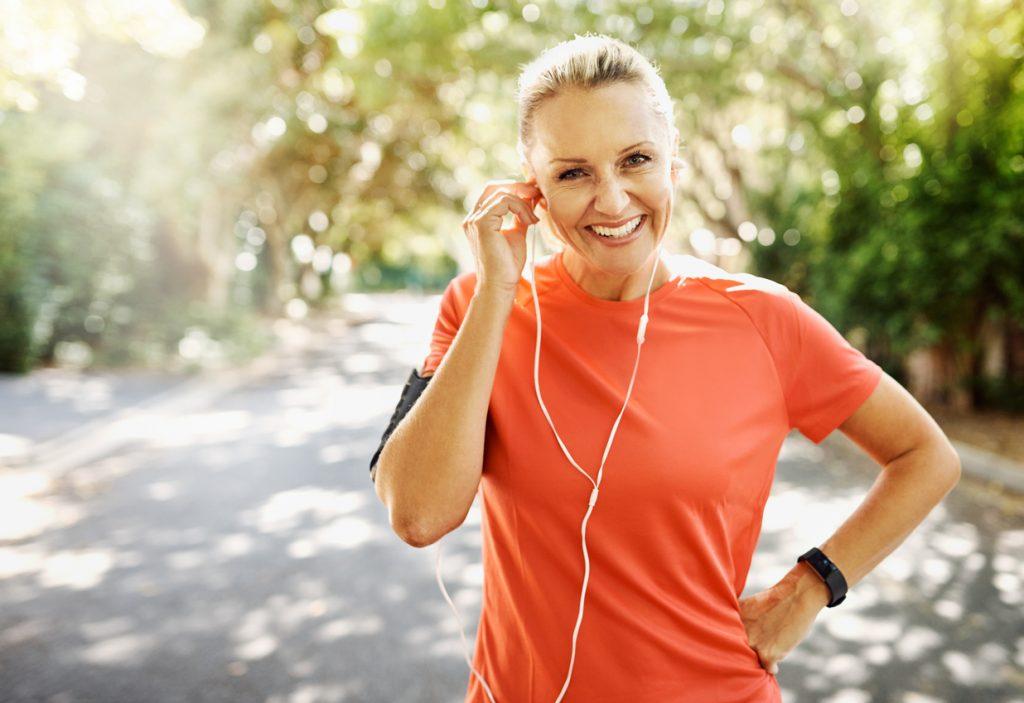 postmenopausal fitness tips