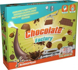 Science4you - Chocolate Factory