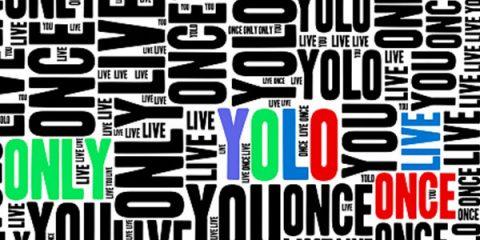 YOLO Edgy Fashion