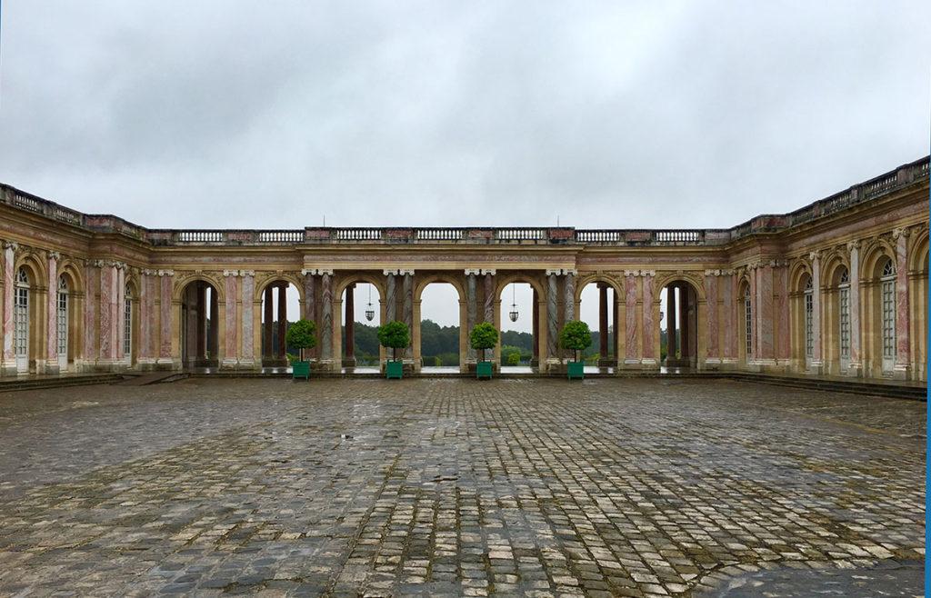 grandtrianon at palace of versailles