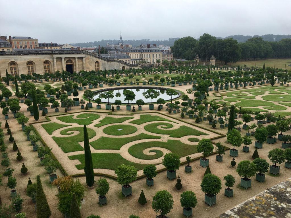 versailles-garden - palace of versailles
