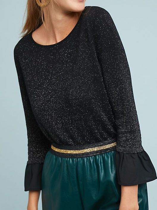 Anthropologie Senita Sweater