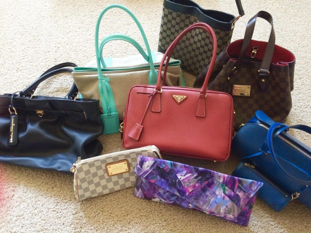 handbags - what type of purse