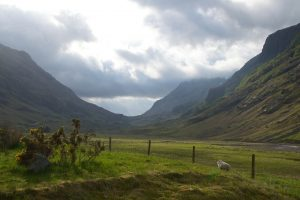 outlander series locations glen coe 2