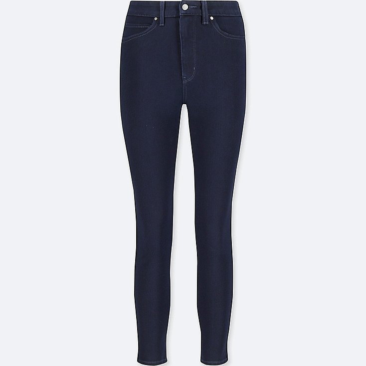 UNIQLO Women Ultra Stretch High Rise Ankle Jeans