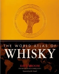 World Atlas of Whisky Dave broom
