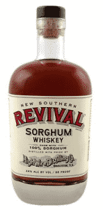 high wire sorghum whiskey
