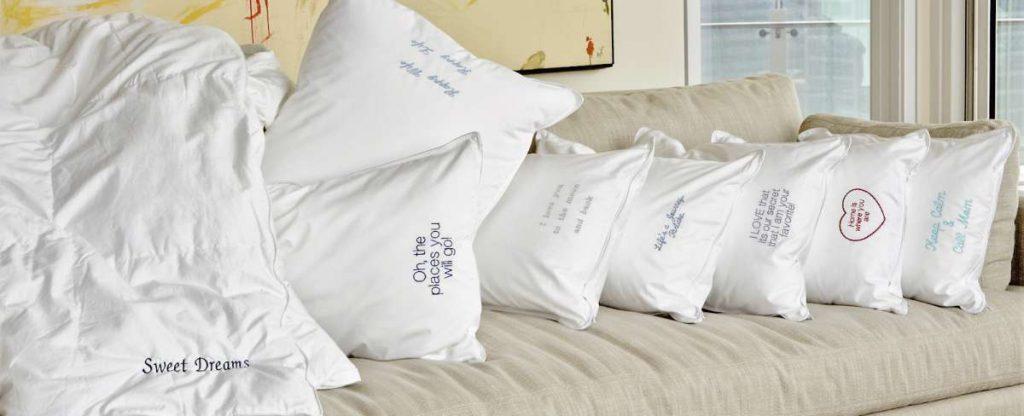 pillow bar