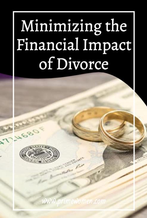 Minimizing the Financial Impact of Divorce