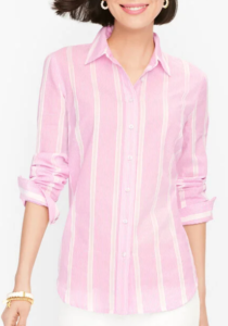 Talbots Classic Cotton Shirt