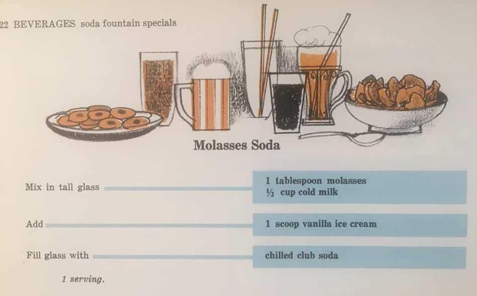 Molasses Soda