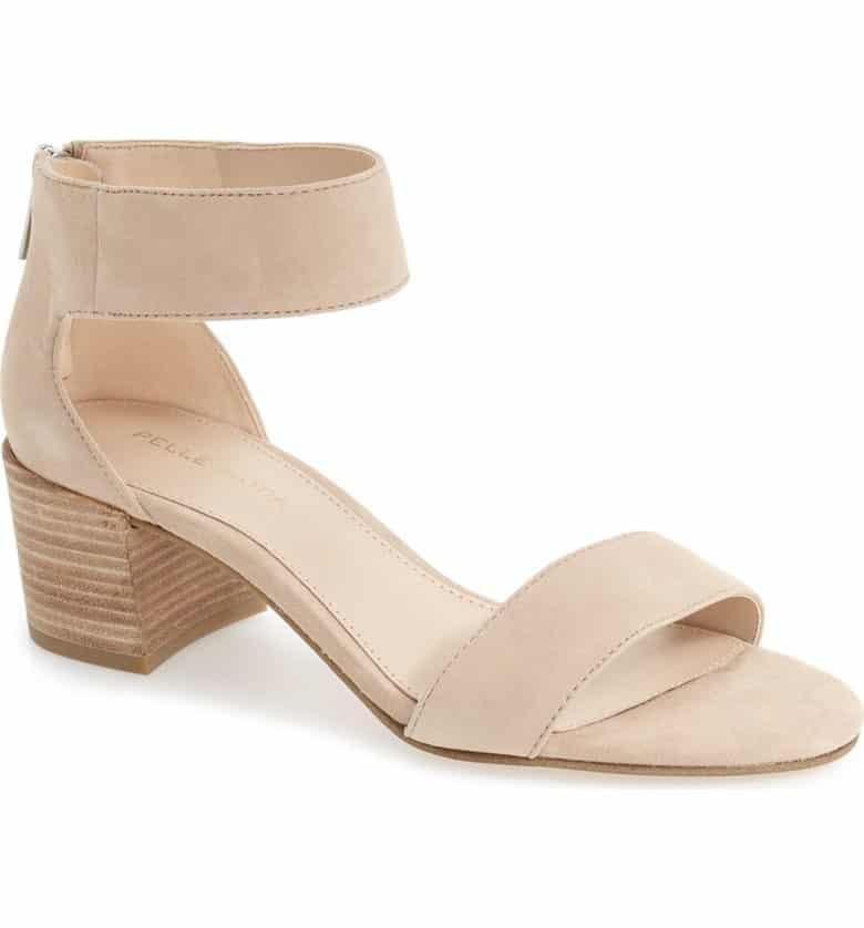 Pella Moda 'Urban' Block Heel Sandal