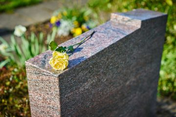 headstone shopping