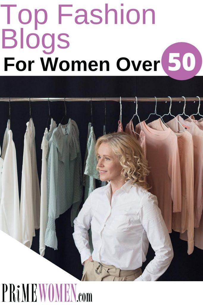 9 Top Fashion Blogs for women over 50