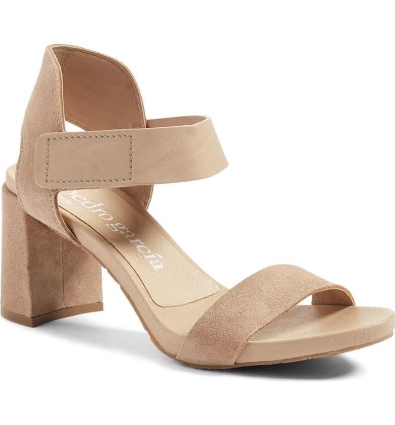 Willa Block Heel Sandal