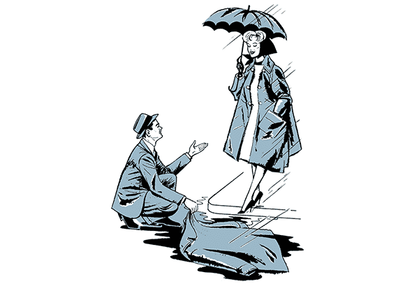 proper etiquette