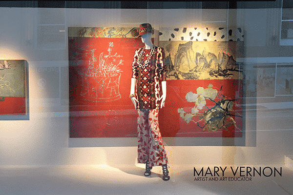 Mary Vernon Feature