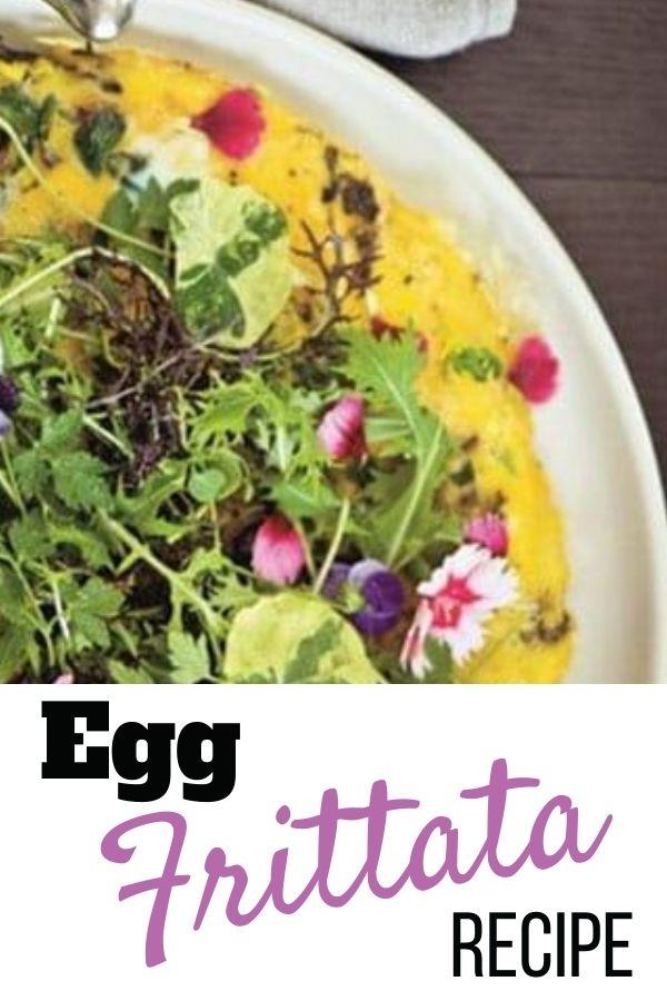 Egg Fritatta Recipe