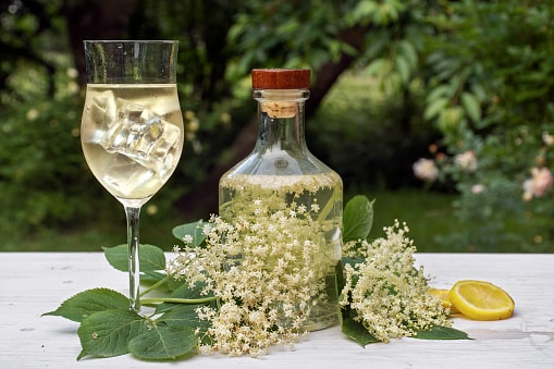 Elderflower Prosecco
