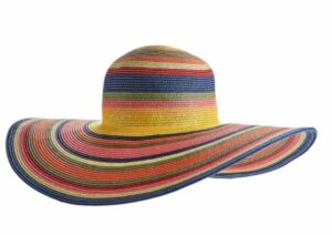 Coolibar Miranda Wide Brim Hat