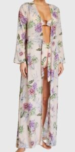 Montana Floral-Print Coverup