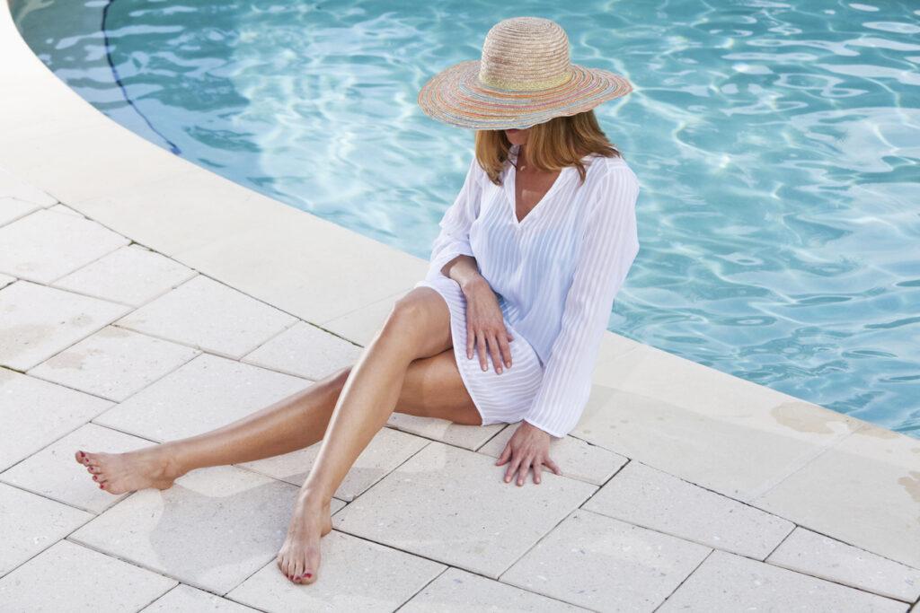 Poolside Fashion