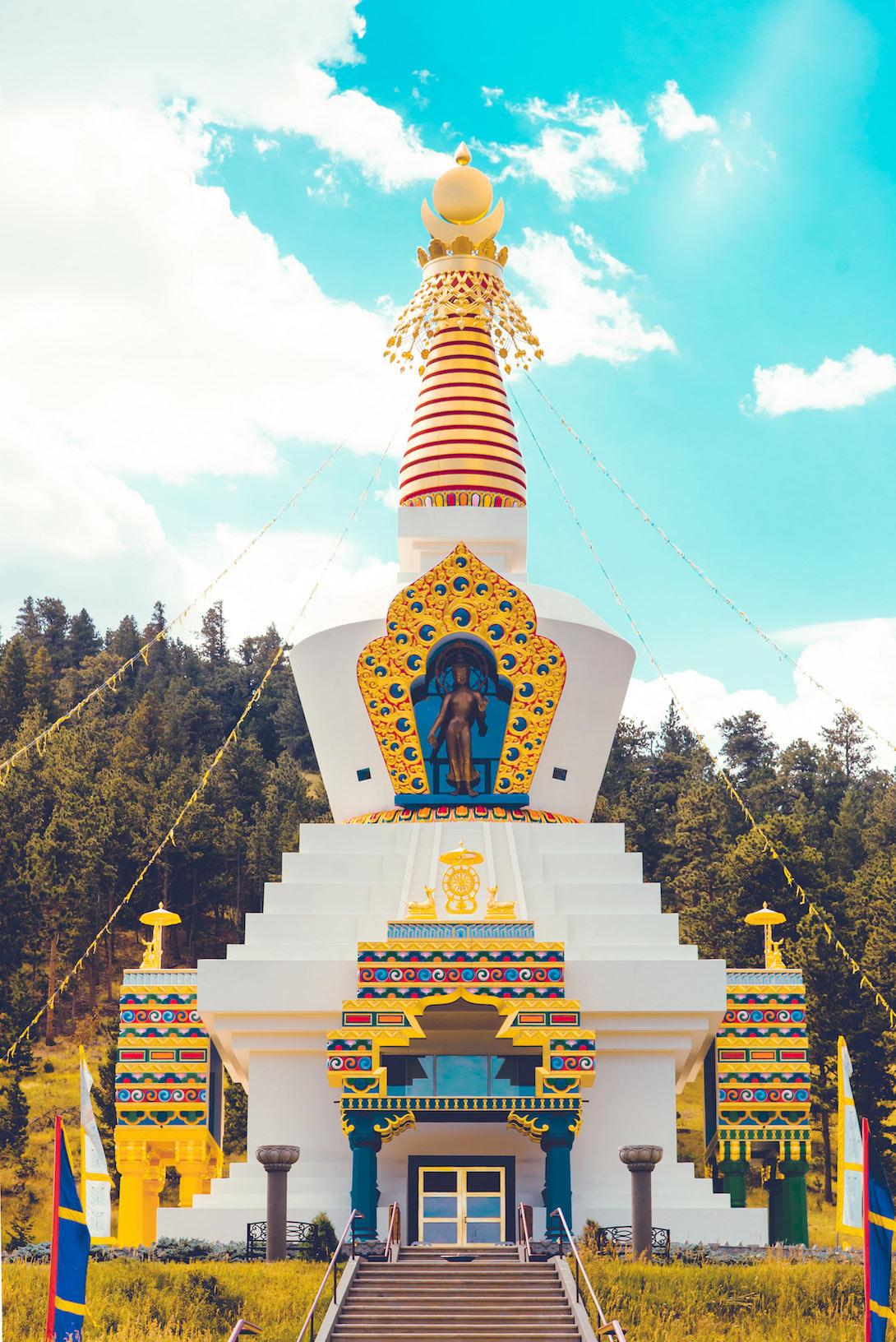 Shambhala Mountain Center - Best Meditation Retreats
