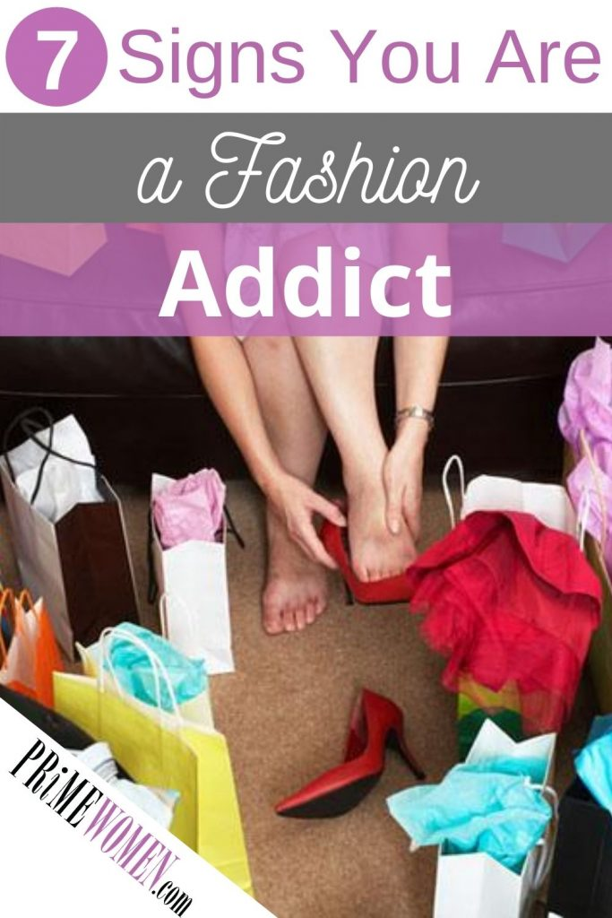 7 Signs you are a fashion addict (1)
