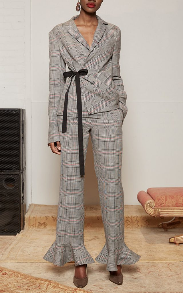 Rosie Assoulin Swaggin Jacket