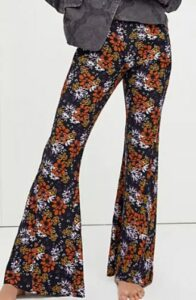 Free People Can't Take My Eyes Off Of You Flare Pants
