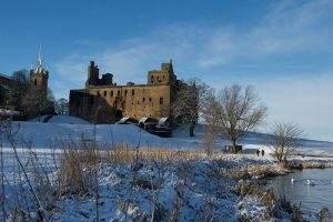 haunted castles - Linlithgow
