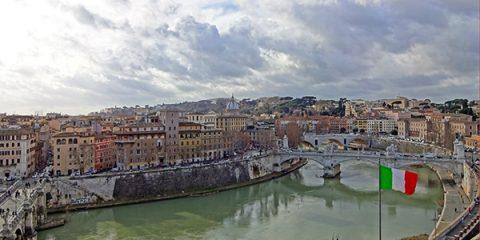 Off-season travel to Rome, Italy