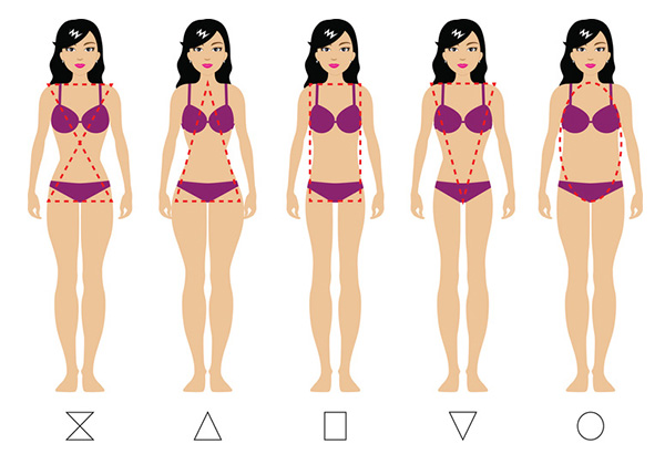 flatter your body shape
