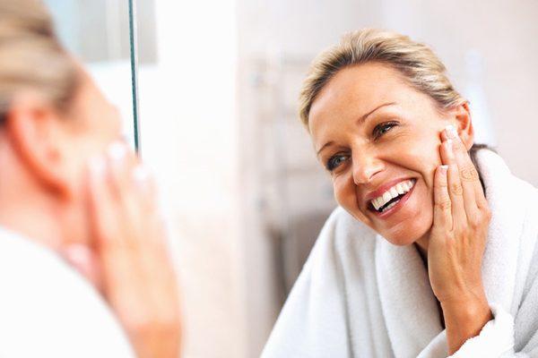keep skin moisturized